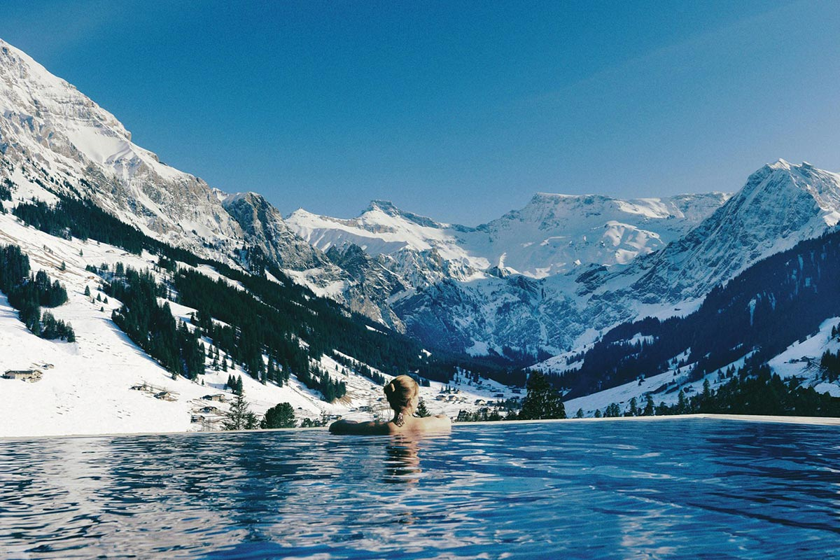 The Cambrian Hotel x Adelboden, Swiss Alps 1