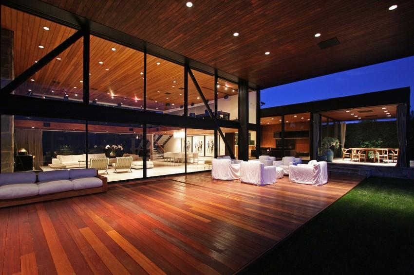 Die Golden Age Residenz in Beverly Hills by Maxime Jacquet 4