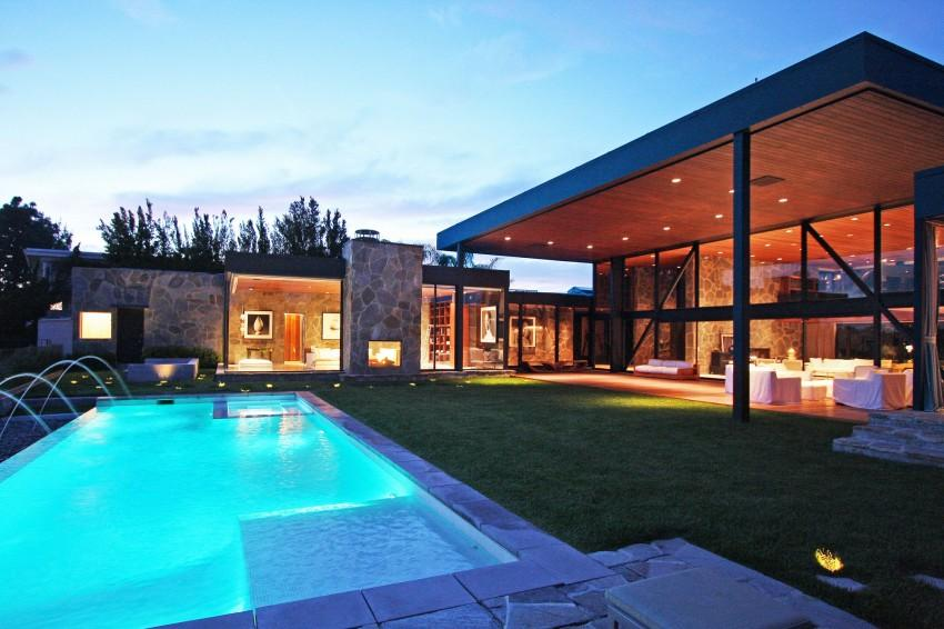 Die Golden Age Residenz in Beverly Hills by Maxime Jacquet 5
