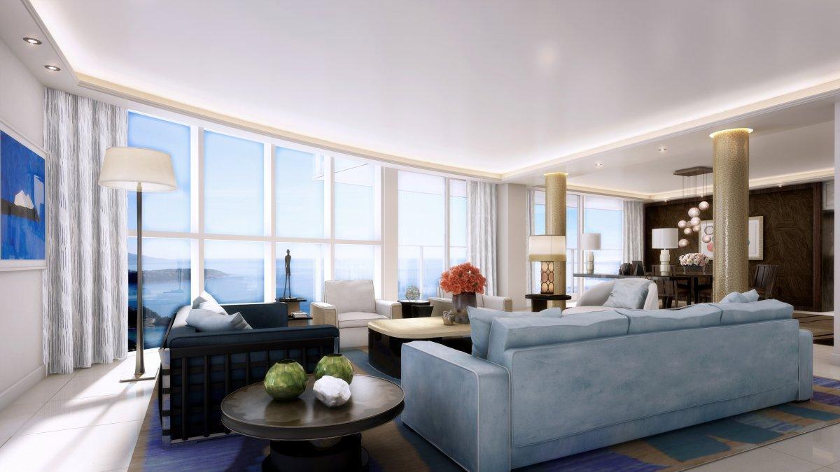 Das teuerste Penthouse der Welt in Monaco für $400 Millionen Dollar