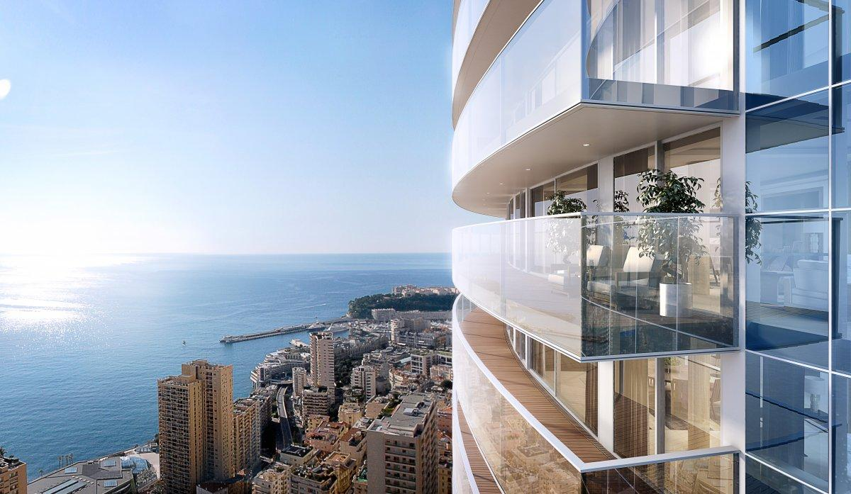The World's Most Expensive Penthouse in Monaco costs $400 Million Dollar 5