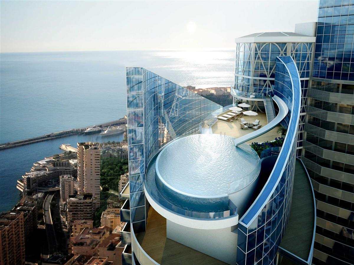The World's Most Expensive Penthouse in Monaco costs $400 Million Dollar 1