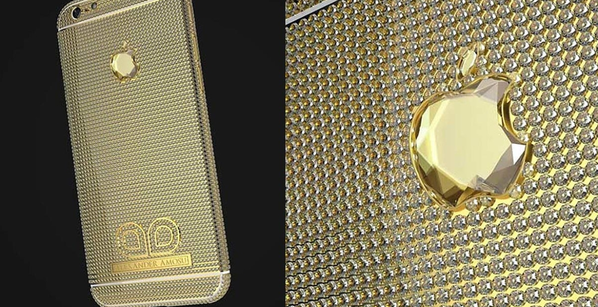 most expensive iphone the worlds most expensive iphone 6 costs 2 7 million dollar 12655