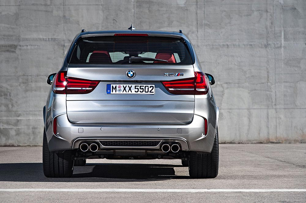 The new BMW X5 M and new BMW X6 M 9