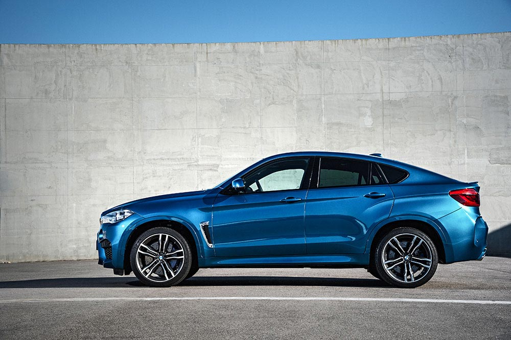 The new BMW X5 M and new BMW X6 M 18