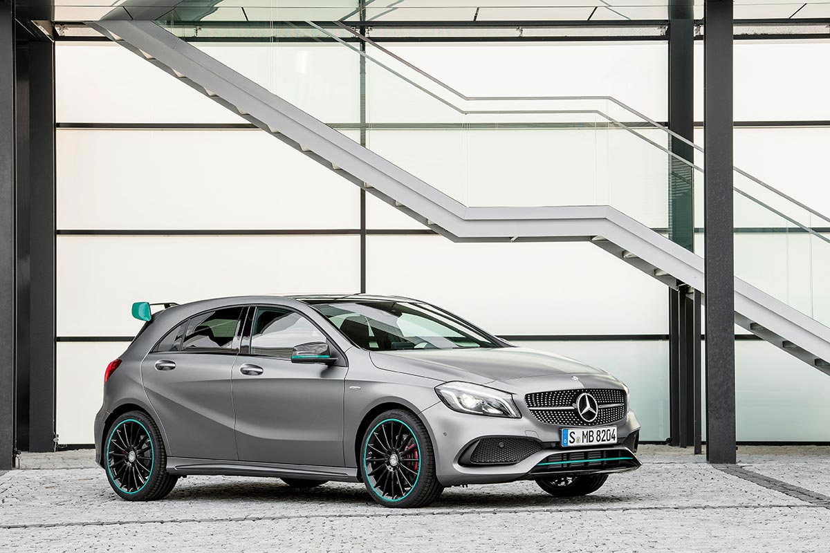 The new generation A-Class: A 250 Motorsport Edition 5
