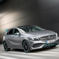 The new generation A-Class: A 250 Motorsport Edition