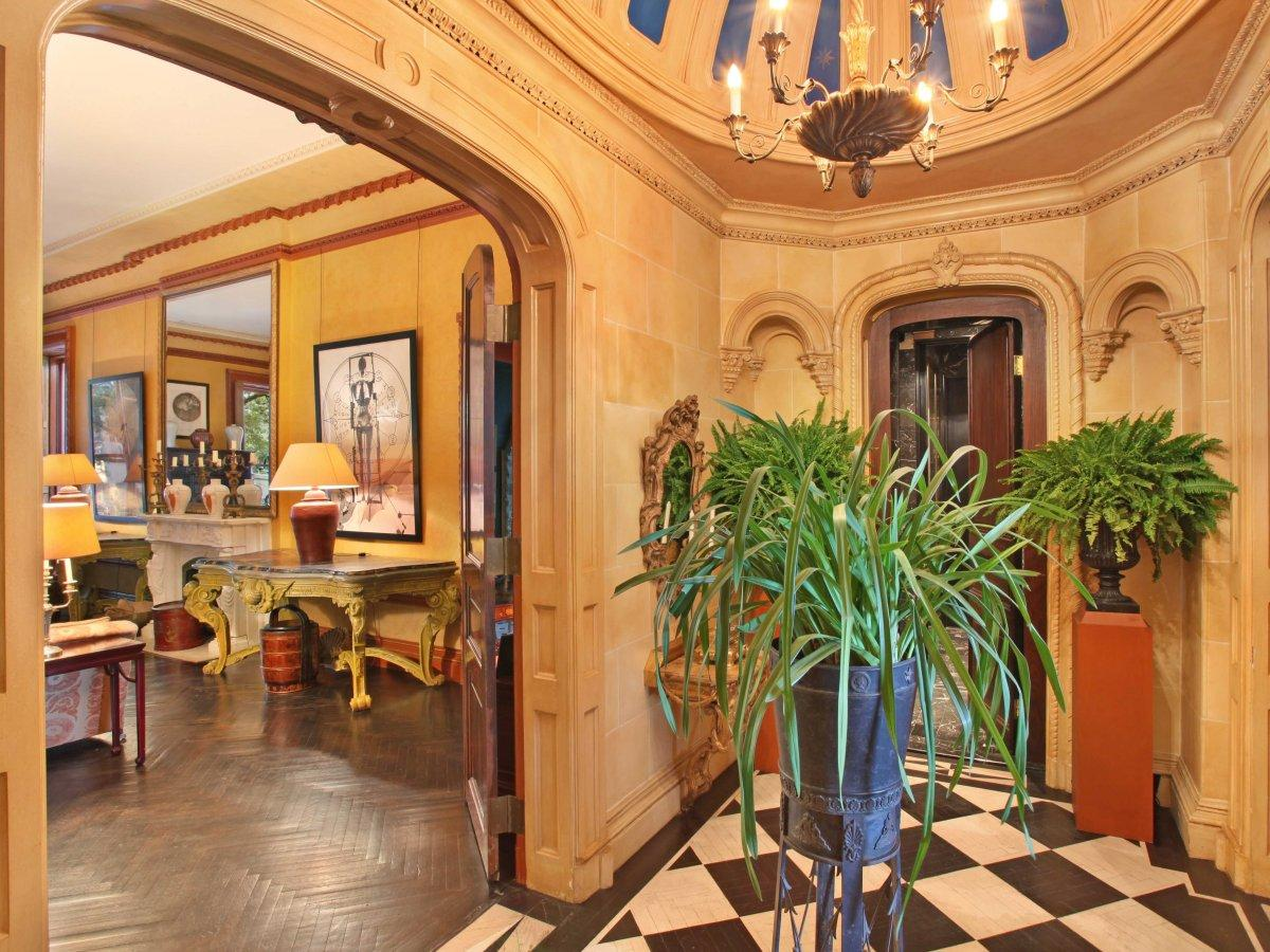This Brooklyn Mansion Has 50 Rooms And An Asking Price Of