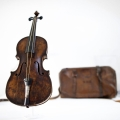 Violin from Titanic auctioned for $1.6 million