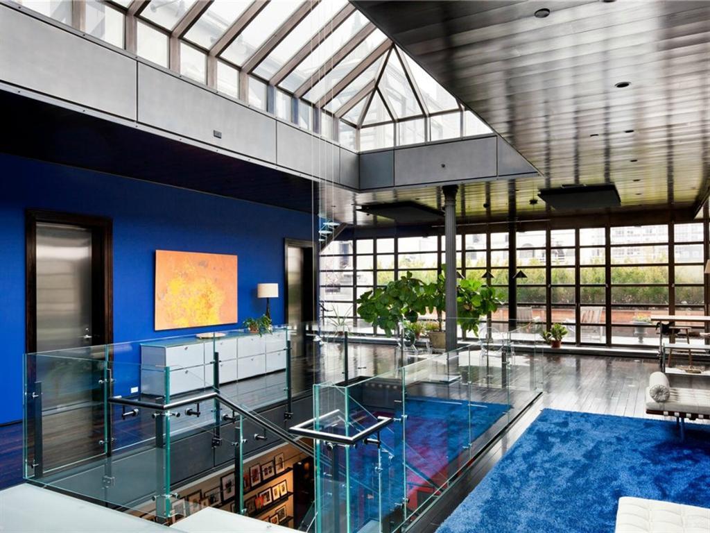 Tribeca Loft Mansion x NYC x $49 Million 2