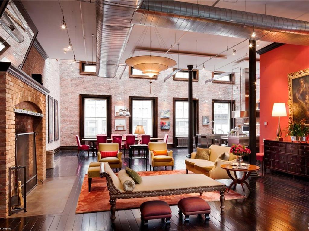 Tribeca Loft Mansion x NYC x $49 Million 1