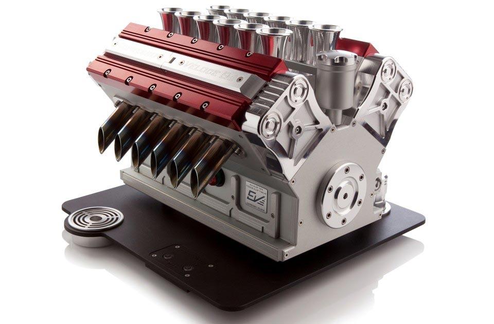 V12 Espresso Machine by Espresso Veloce 4