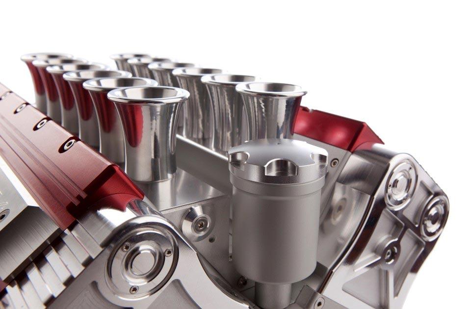 V12 Espresso Machine by Espresso Veloce 5
