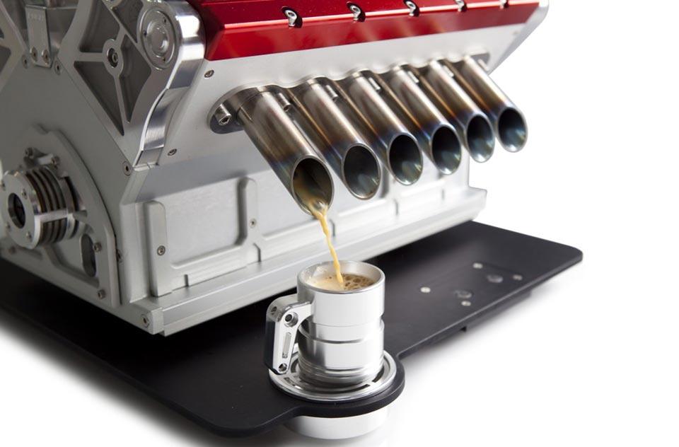 V12 Espresso Machine by Espresso Veloce 6