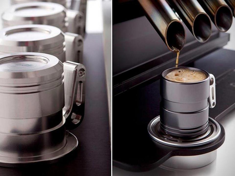 V12 Espresso Machine by Espresso Veloce 7