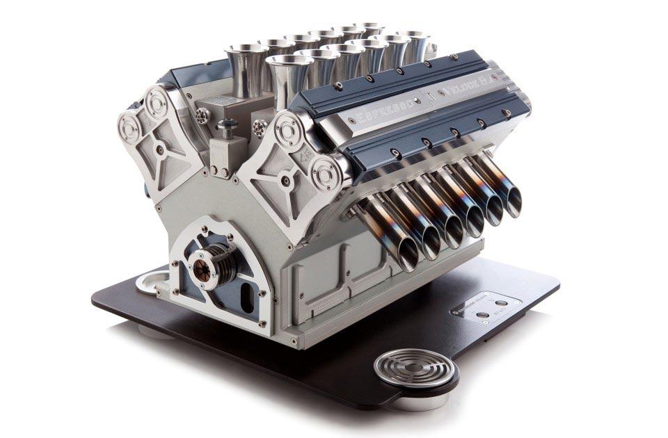 V12 Espresso Machine by Espresso Veloce 1