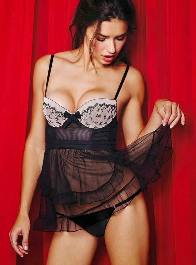 Sensual angels: Victoria's Secret Valtine's Day 2014 Lookbook 9