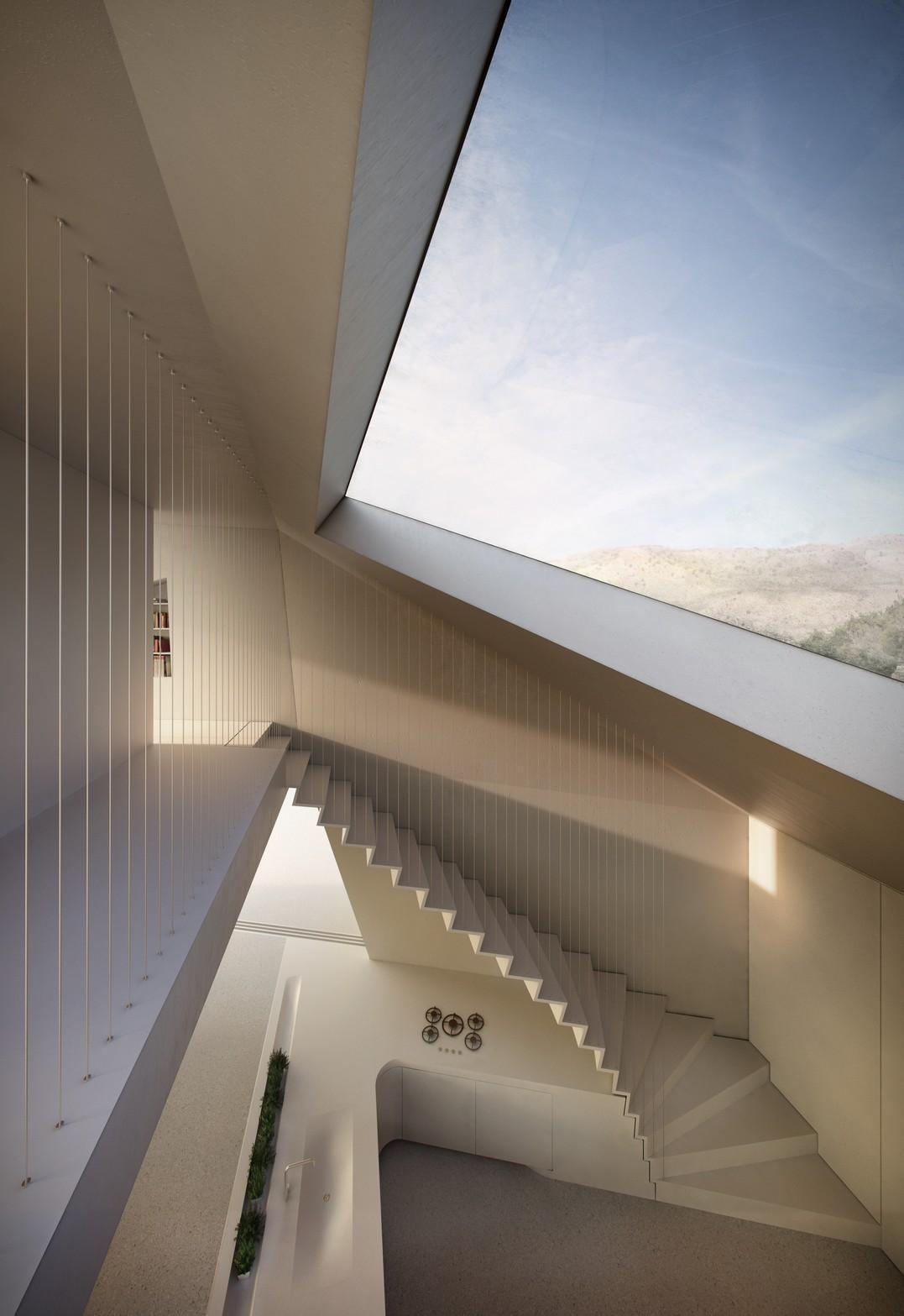 Futuristisch: Villa F by Hornung & Jacobi Architecture 8