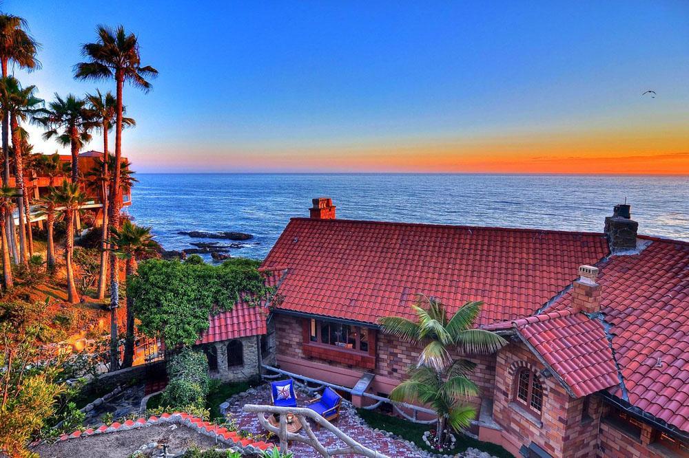 Die Villa Rockledge in Laguna Beach steht für $30 Millionen Dollar zum Verkauf 2