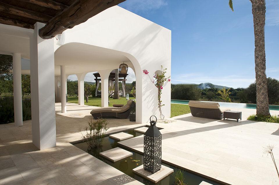 Countryhouse Villa in San Carlos x Ibiza 11
