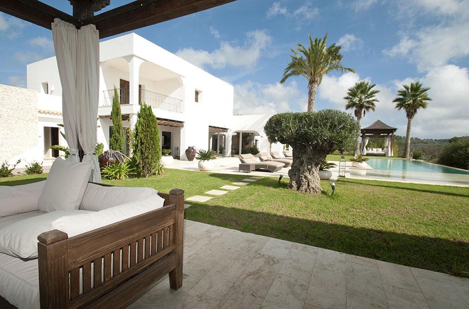 Countryhouse Villa in San Carlos x Ibiza 10