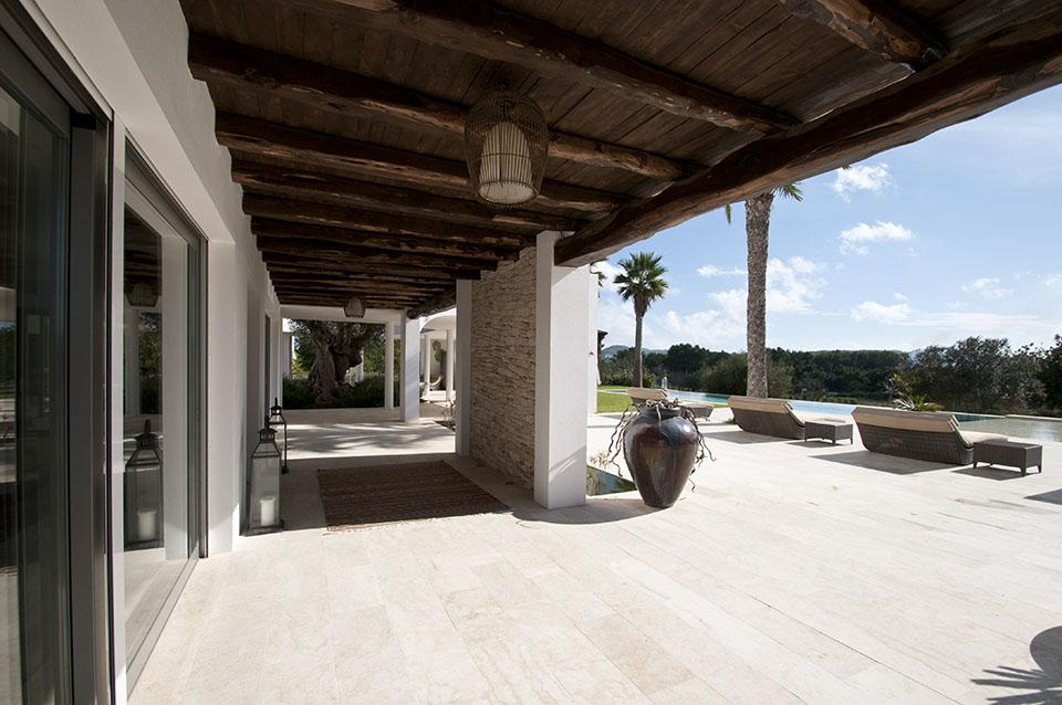 Countryhouse Villa in San Carlos x Ibiza 2