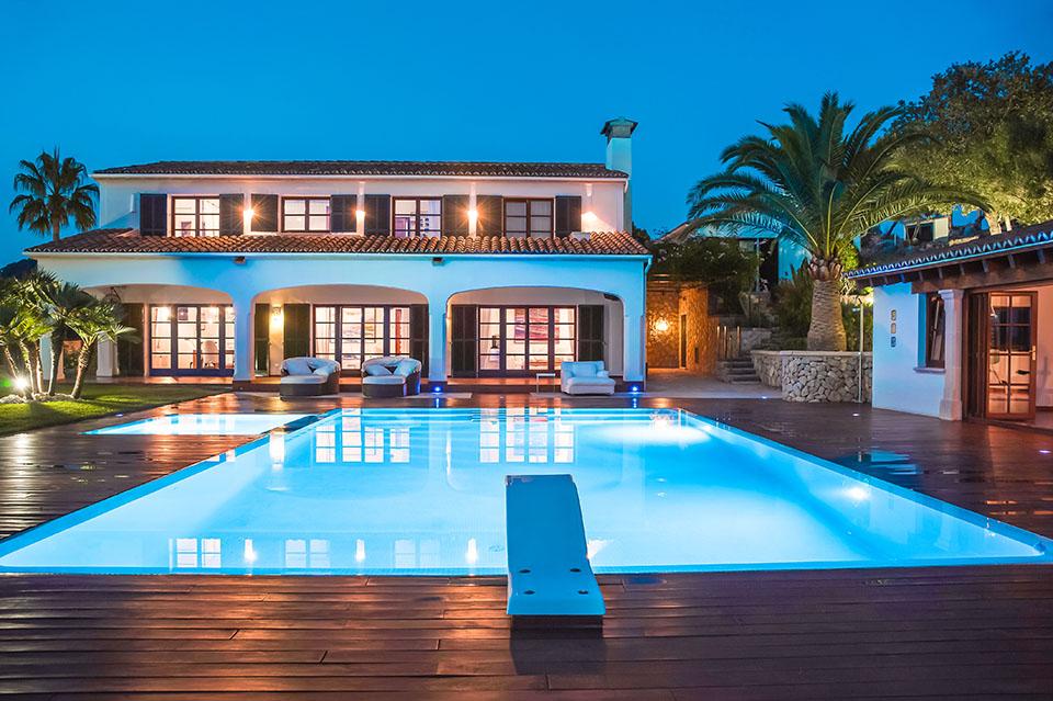 Wunderschöne Villa in Son Font x Mallorca 1