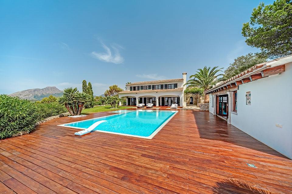 Wunderschöne Villa in Son Font x Mallorca 4