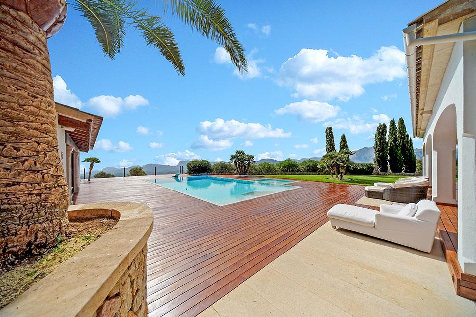 Wunderschöne Villa in Son Font x Mallorca 6