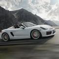 Weltpremiere des neuen Porsche Boxster Spyder