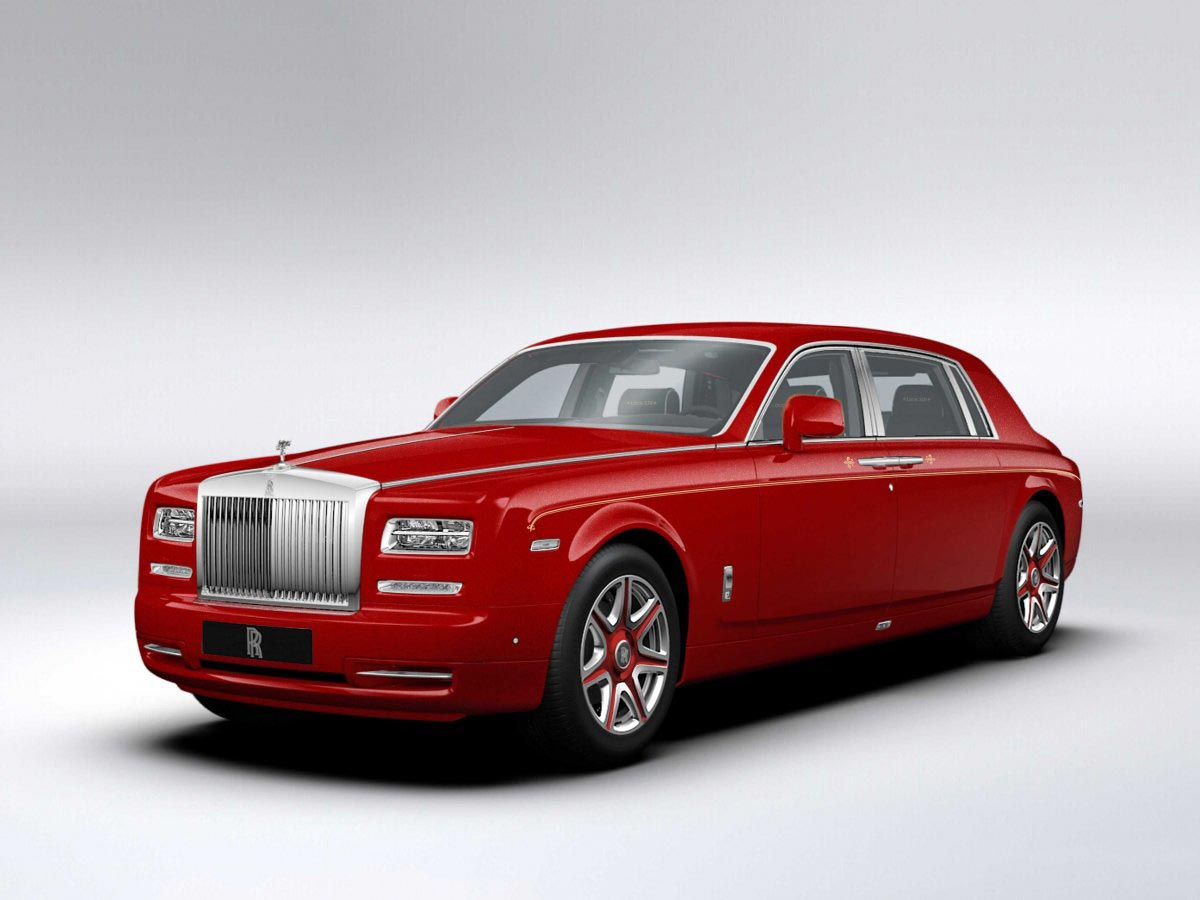 World's Largest Rolls-Royce Phantom Fleet Ordered By A Macau Casino Owner 2