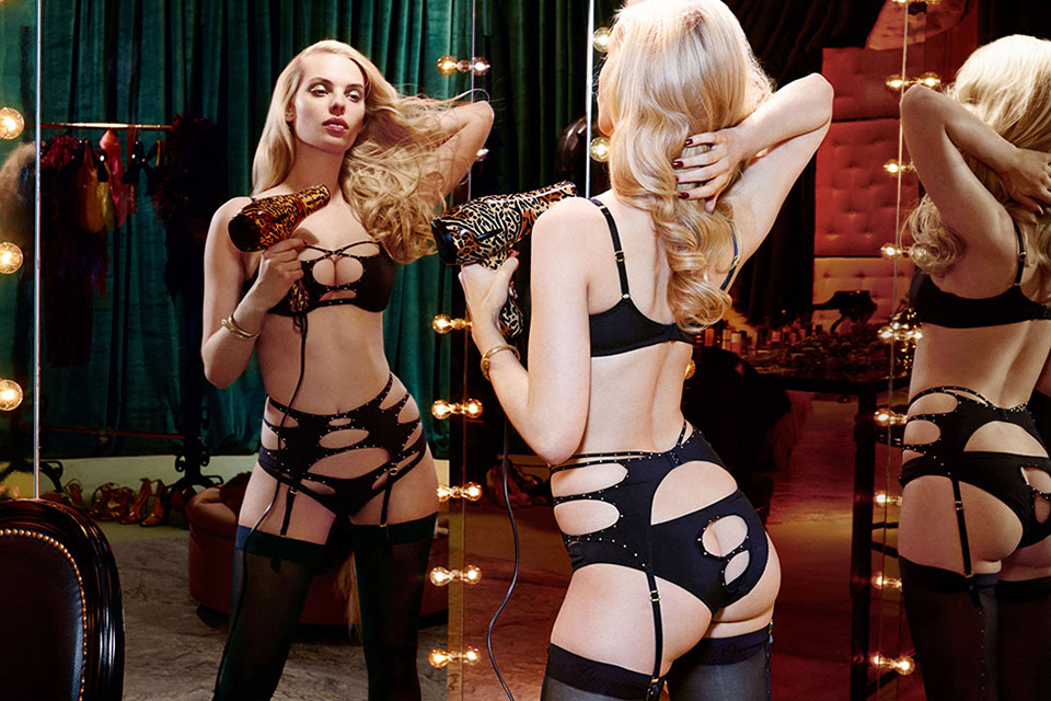 Agent Provocateur Fall/Winter 2014 Campaign 11