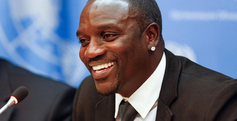 Akon: Solarengery for 600 Million Africans