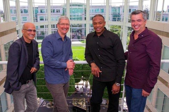 Apple Confirms Acquisition of Beats Music & Beats Electronics