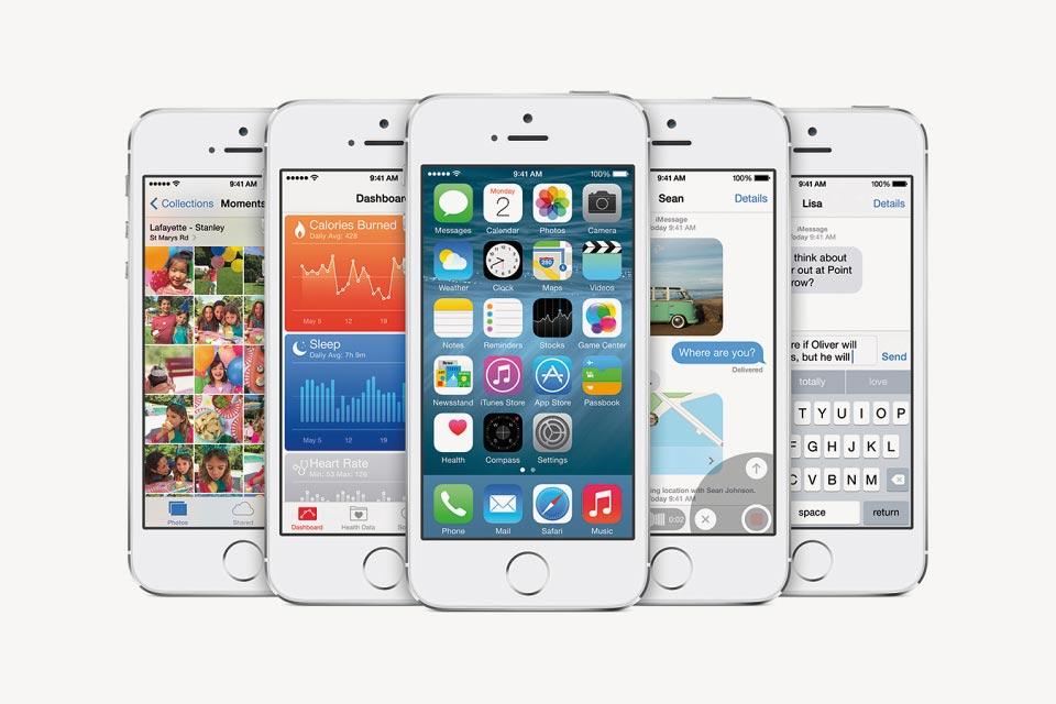 Apple finally Unveils iOS 8 Today 1