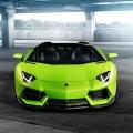 Aventador-V Roadster 'The Hulk' by Vorsteiner