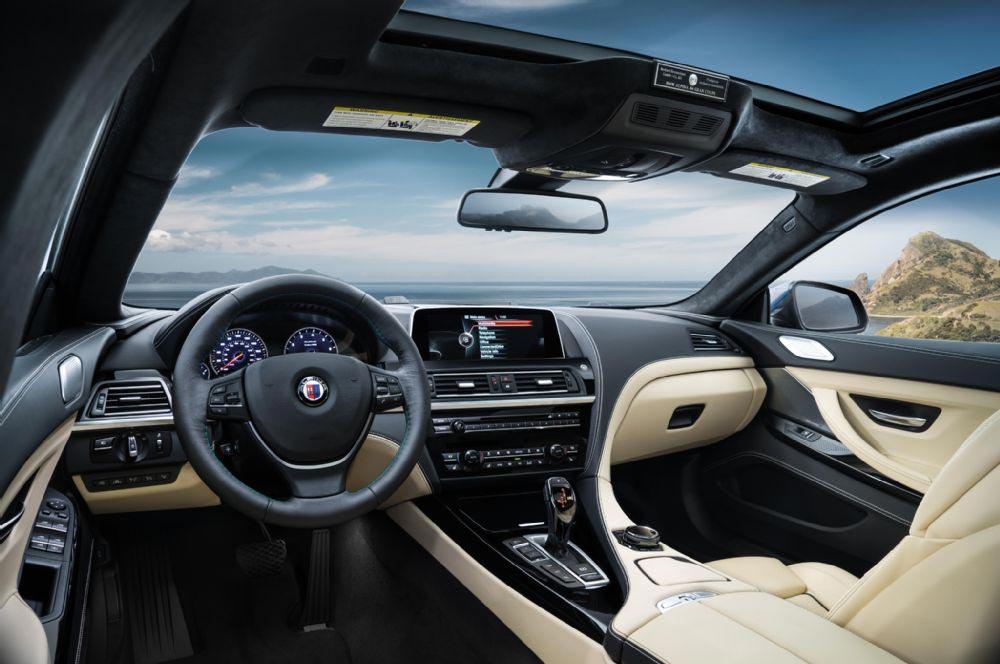 BMW Alpina B6 XDrive Gran Coupe Unveiled 3