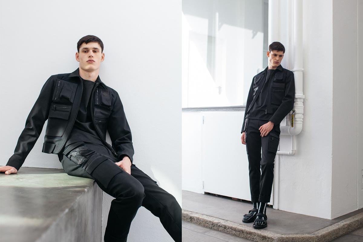 Calvin Klein Spring Lookbook 2016 1