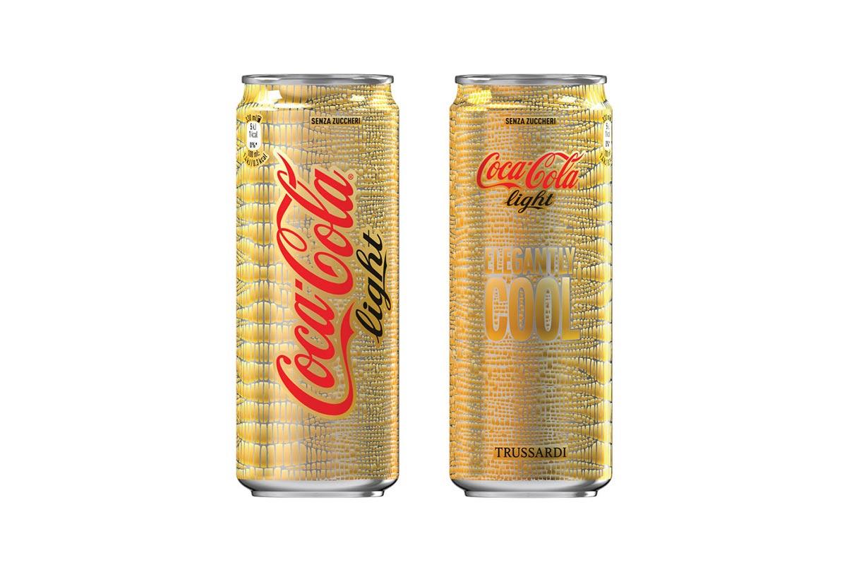 Coca Cola erhält neues Erscheinungsbild von Trussardi 1