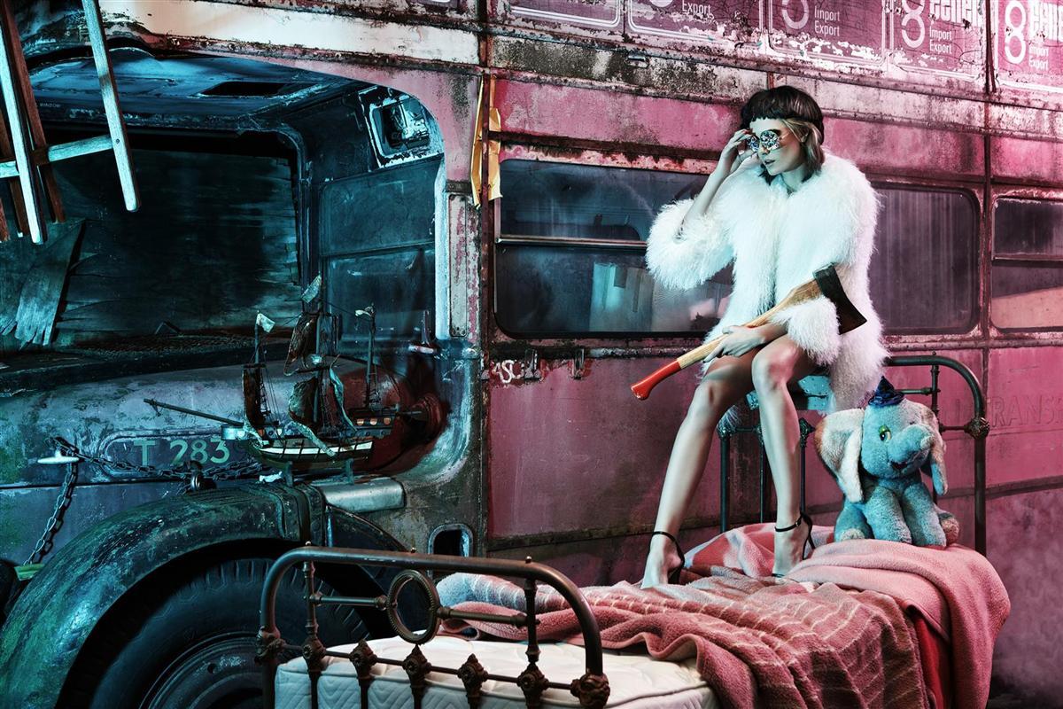 Wonderland by Dennis Ignatov for HUG magazine 5