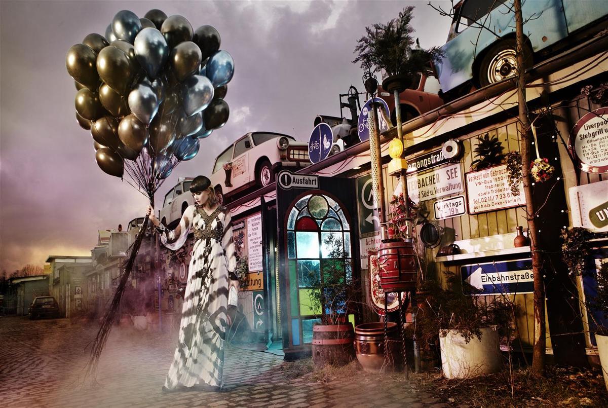 Wonderland by Dennis Ignatov for HUG magazine 6