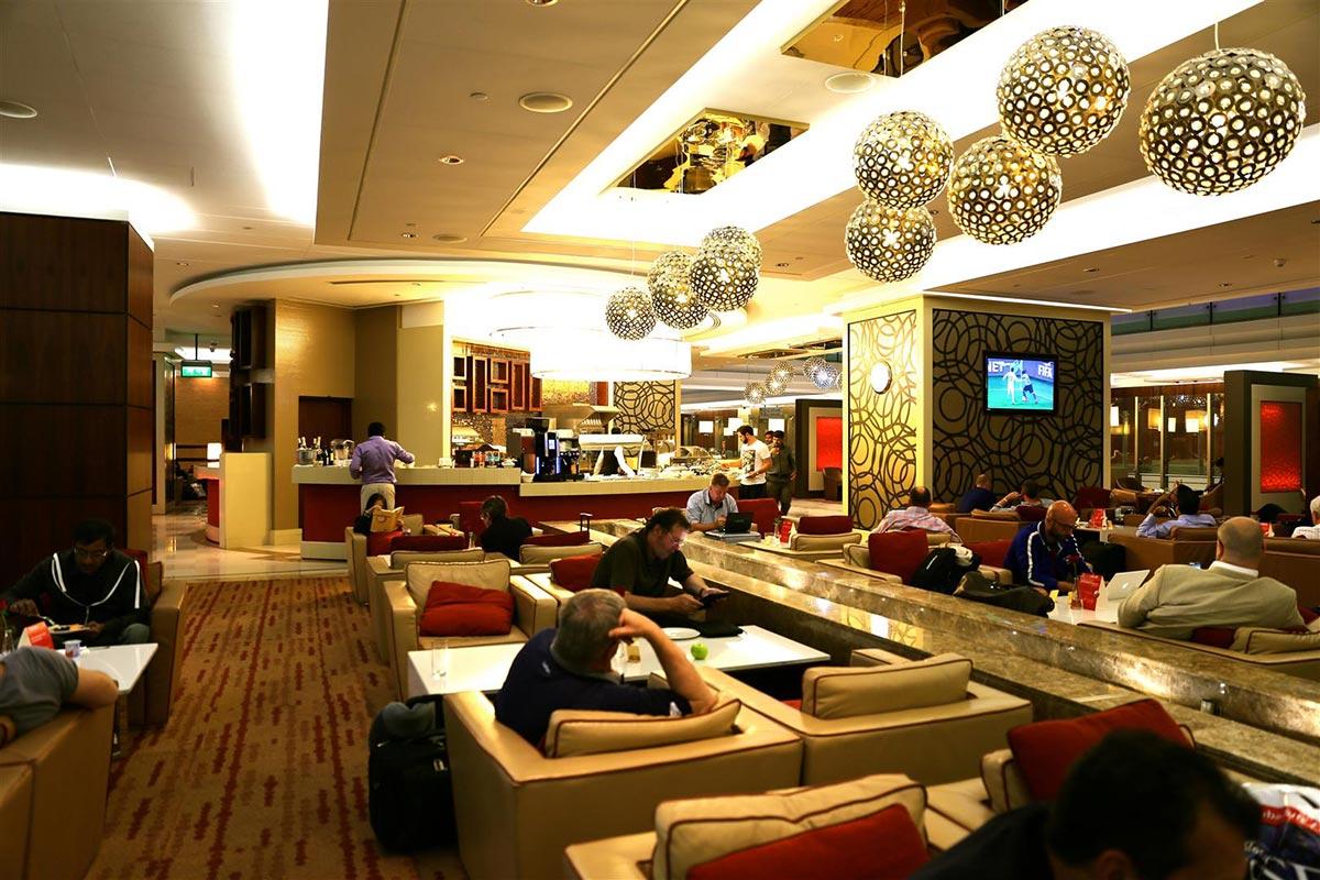 Ein $18,000 Dollar Flug in der First Class Suite von Emirates 2