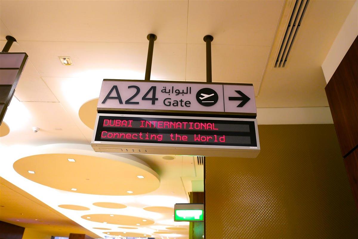 Ein $18,000 Dollar Flug in der First Class Suite von Emirates 5