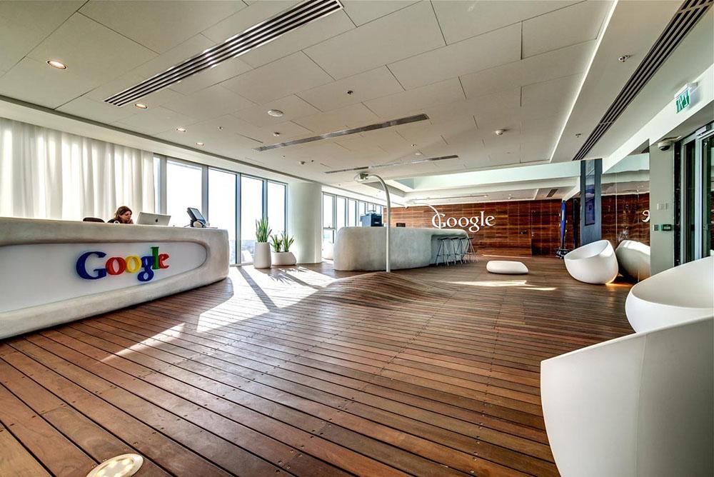 Google's Office Rooms in Tel Aviv 2