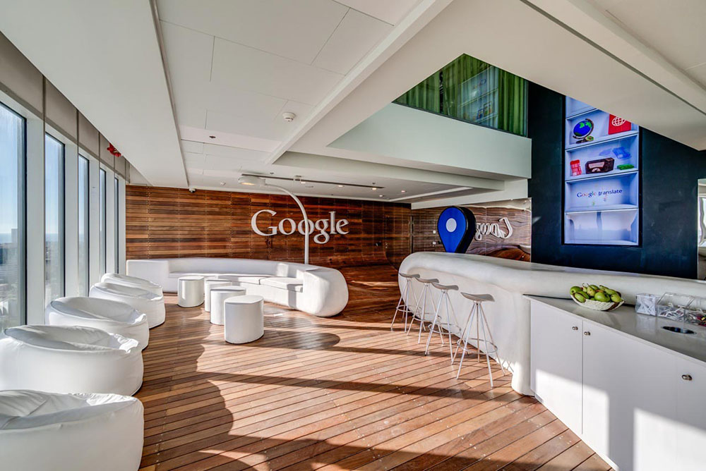 Google's Office Rooms in Tel Aviv 4