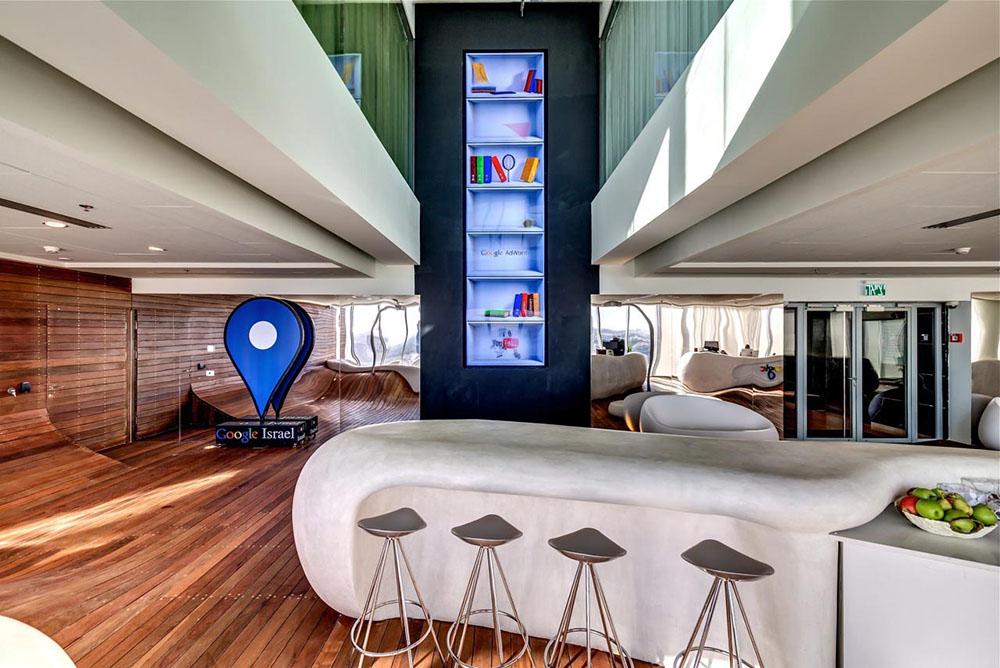 Google's Office Rooms in Tel Aviv 5