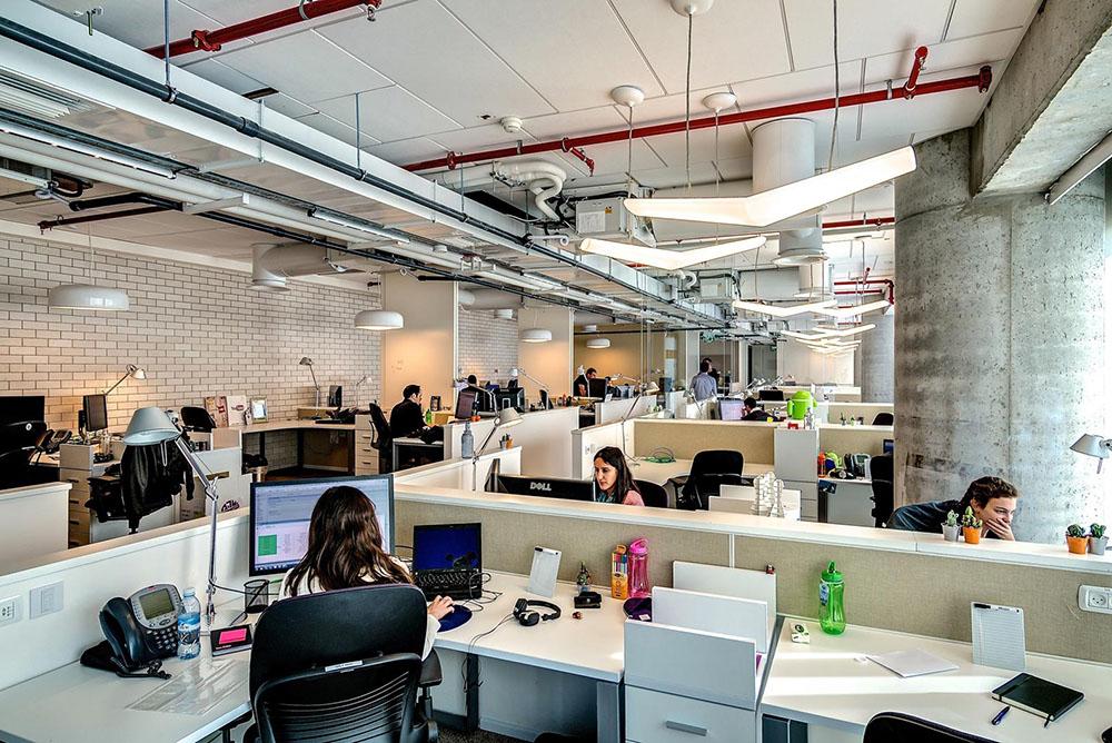 Google's Office Rooms in Tel Aviv 6