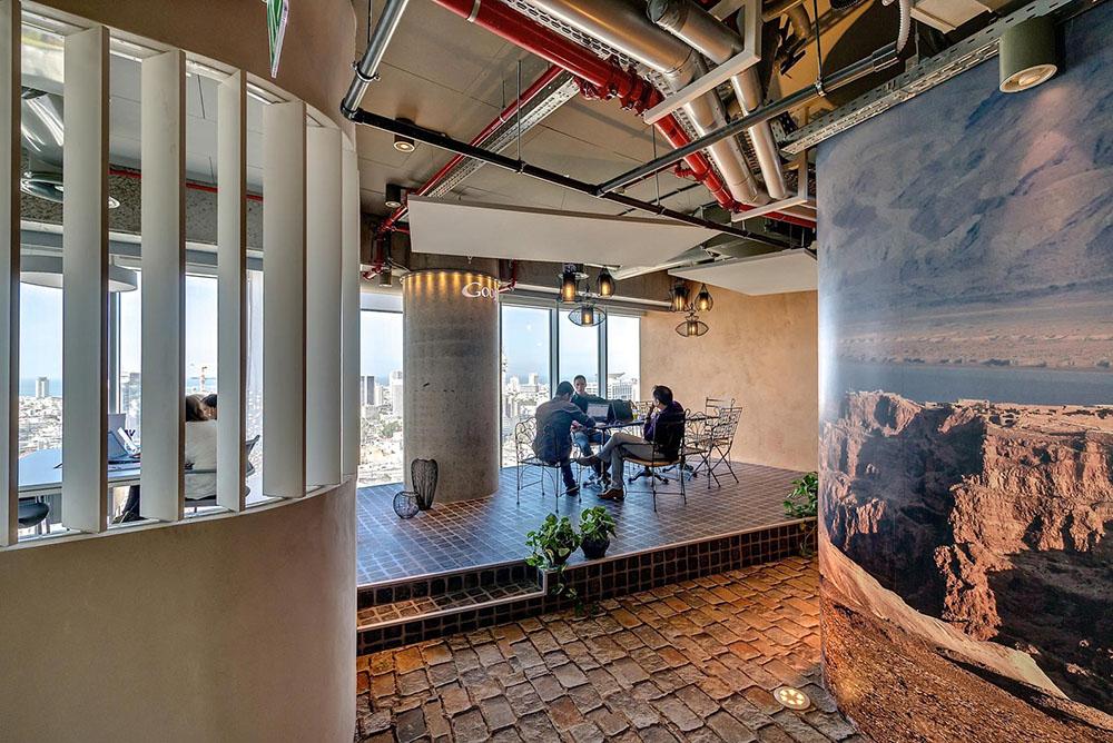Google's Office Rooms in Tel Aviv 7