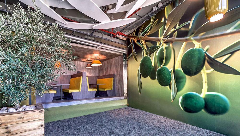 Google's Office Rooms in Tel Aviv 8