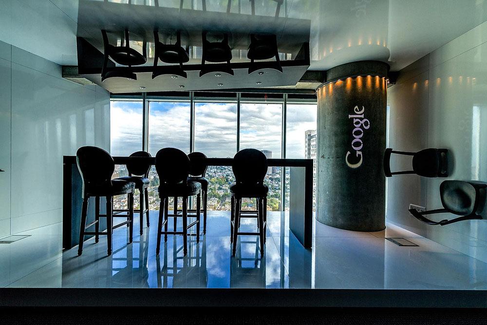 Google's Office Rooms in Tel Aviv 10